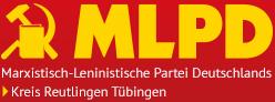 Webseite des MLPD Kreisverbands Reutlingen Tübingen